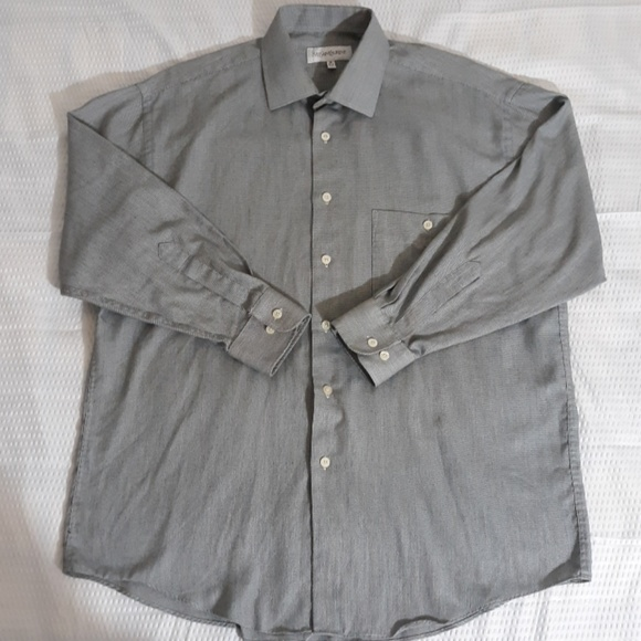 Yves Saint Laurent Other - Yves Saint Laurent longsleev buttondown shirt sz L